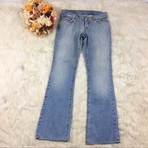 "Vintage Lucky Brand ""Sweet Dream"" Bootcut Jean"